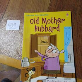 old Mothgro Hubbard       USBORNE FIRST READING