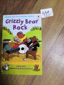 Grizzly Bear Rock     USBORNE  VERY FIRST READING: BOOK 5