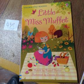 Little Miss Muffet             USBORNE  FIRST READING