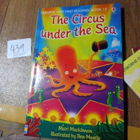 The Circusunder the Sea     USBORNE VERY FIRST READING;  BOOK 12