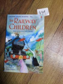 THE RAILWAY CHILDREN      USBORNE  YOUNG READING ING
