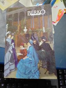 BERKO Fine Paintings百鹤高画廊油画作品(中英文本)2011-2012