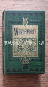THE POETICAL WORKS OF WILLIAM WORDSWORTH WITH ILLUSTRATIONS BY BIRKET FOSTER