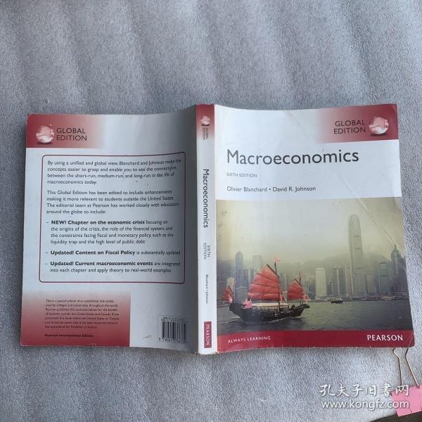 Macroeconomics[布兰查德:宏观经济学(全球版)]