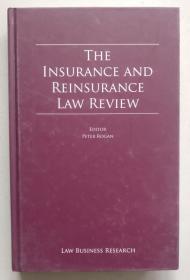 正版 The Insurance And Reinsurance Law Review 英文原版书  16开精装