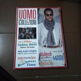 UOMO  COLLEZIONI 1994 意大利男装设计。