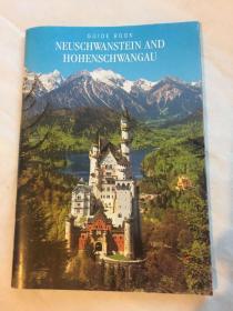 guide book,neuschwanstein and hohenschwangau