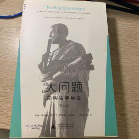 大问题:简明哲学导论