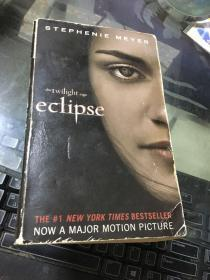 The Twilight Saga: Eclipse (Media Tie-In)  暮光之城3:月食