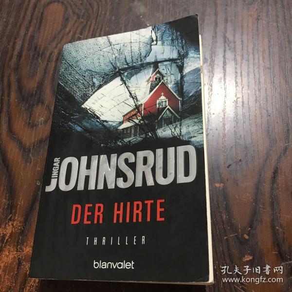 Ingar Johnsrud Der Hirte Thriller