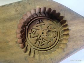 木制月饼模子(牛肉松)