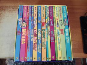 Roald Dahl 15本套装故事读物