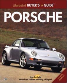 Illustrated Porsche Buyers Guide (Illustrated Buyers Guide)-图解保时捷买家指南(图解买家指南)