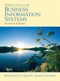 Essentials of Business Information Systems (7th Edition)-商业信息系统概论(第7版)