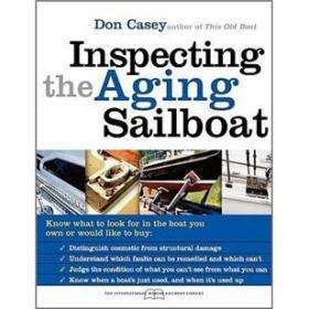预售 英文预定 Inspecting the Aging Sailboat