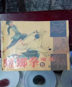 螳螂拳演义5《初战嵩山》
