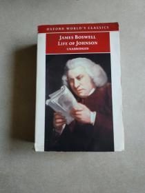 Life Of Johnson (oxford Worlds Classics)约翰逊的一生(牛津世界经典)