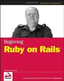Beginning Ruby on Rails-开始Ruby on Rails