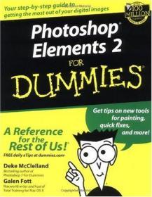 Photoshop Elements 2 For Dummies-用于假人的Photoshop Elements 2