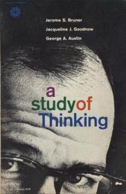 B000J02G6W A Study of Thinking-B000J02G6W思维研究