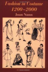 Fashion in Costume 1200-2000, Revised-服装时尚1200-2000,修订版