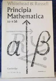 B0000CLE2X Principia mathematica to *56-B0000CLE2X Principia mathematica至*56