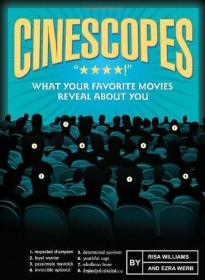 Cinescopes: What Your Favorite Movies Reveal About You-电影望远镜:你最喜欢的电影揭示了你的什么