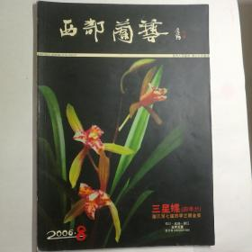 西部兰艺2006年第8期【 正版品新 】