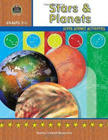 Stars & Planets (Super Science Activities)-恒星与行星(超级科学活动)