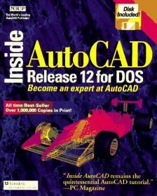 Inside AutoCAD release 12-内部AutoCAD release 12