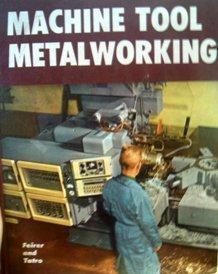 Machine Tool Metalworking-机床金属加工