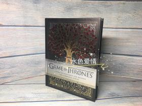 冰与火之歌维斯特洛导读指南设定集game of thrones a viewers guide to the world of westeros and beyond