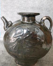 收来酒器民俗老物件收藏品-151241