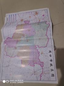 周口市政区图