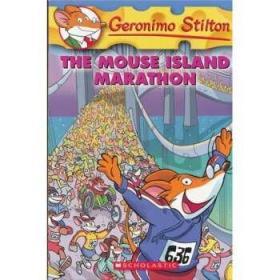Geronimo Stilton #30: The Mouse Island Marathon 老鼠记者系列#30:鼠岛马拉松