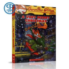 Geronimo Stilton #35: A Very Merry Christmas  老鼠记者35:快乐的圣诞节