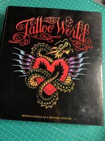 TATTOO WORLD 国外纹身书籍