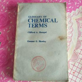 CHEMICAL, TERMS