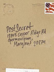 Postsecret: Extraordinary Confessions from Ordinary Lives-后秘密:平凡生活中的非凡忏悔