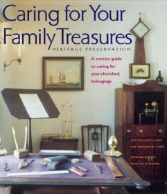 B000IOF0CG Caring for Your Family Treasures: Heritage Preservation-B000IOF0CG关爱您的家庭珍宝:遗产保护