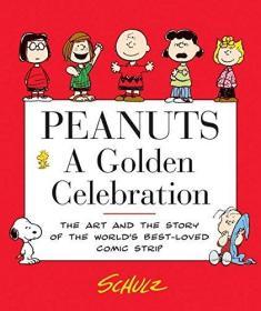 Peanuts: A Golden Celebration