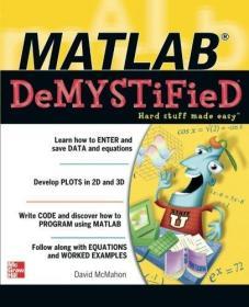 MATLAB Demystified-Matlab揭秘