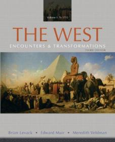 The West: Encounters & Transformations: 1-西方:遭遇与转变:1