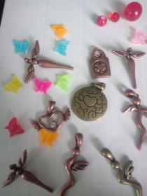 复古合金吊坠,可以做项链,手链挂件,包包,钥匙扣,居家摆设,。。。。单个价格