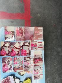 广州老照片  1984年结婚当天照片13张