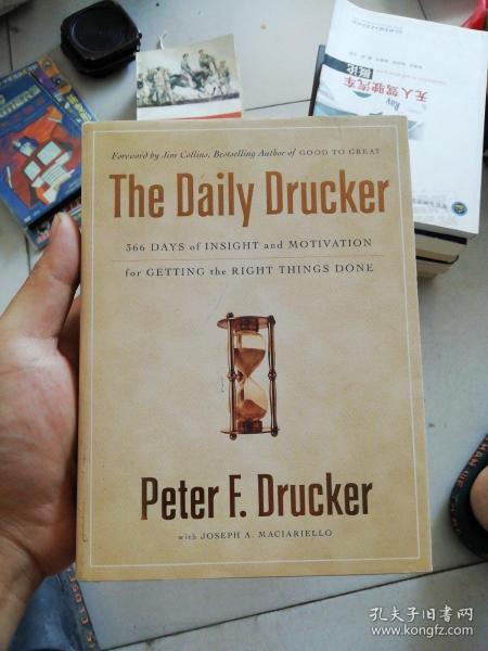 The Daily Drucker