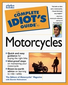 The Complete Idiots Guide to Motorcycles-全白痴摩托车指南