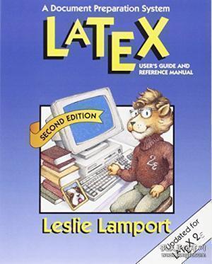 LaTeX: A Document Preparation System (2nd Edition)-乳胶:一种文件准备系统(第二版)