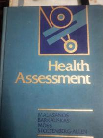 Health Assessment(精装16开)健康评估