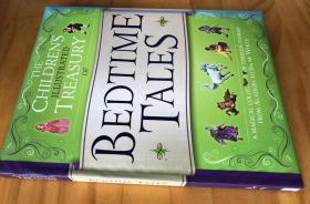 英文幼儿儿童绘本 英语学习 宝藏故事 The Children's Illustrated Treasury of Bedtime Tales